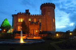 Stay at Dromoland Castle, County Clare, Ireland