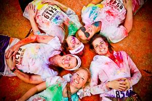 Attend the Color Run