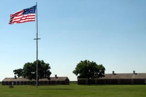 Visit Fort Larned National Historic Site, Kansas