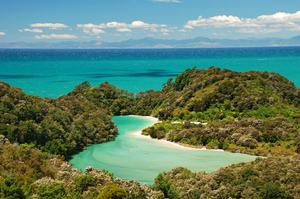 Explore Abel Tasman National Park, New Zealand