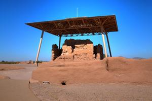 Visit Casa Grande Ruins National Monument, Arizona