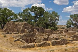 Explore Aztec Ruins National Monument, New Mexico (UNESCO Site)