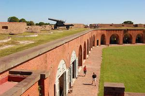 Visit Fort Pulaski National Monument, Georgia