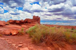 Visit Wupatki National Monument, Arizona