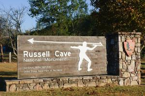 Explore Russell Cave National Monument, Alabama