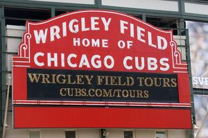 Attend a Cubs Game at Wrigley Field, Chicago