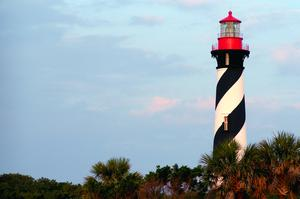 See St. Augustine Light, Florida
