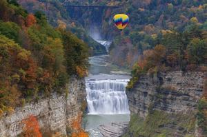 Explore Letchworth State Park, New York