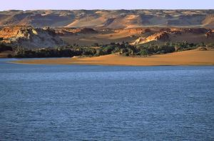 Explore Lakes of Ounianga, Chad