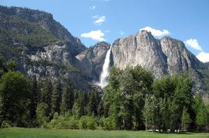 See Bridalveil Fall, Yosemite National Park, California