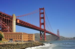 Visit Fort Point National Historic Site, San Francisco, California