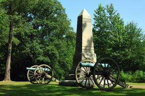 Visit Shiloh National Military Park, Tennessee & Mississippi