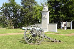 Visit Brices Cross Roads National Battlefield Site, Tennessee