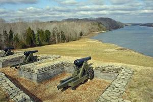 Visit Fort Donelson National Battlefield, Tennessee & Kentucky