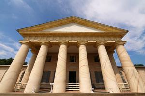 Visit Arlington House, The Robert E. Lee Memorial, Arlington, Virginia