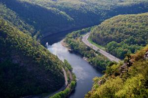 Explore Delaware Water Gap National Recreation Area (Middle Delaware National Scenic River), New Jersey & Pennsylvania