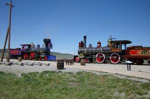 Visit Golden Spike National Historic Site, Utah