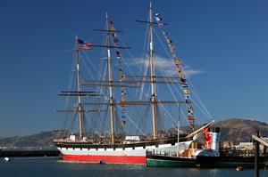 Visit San Francisco Maritime National Historical Park, San Francisco