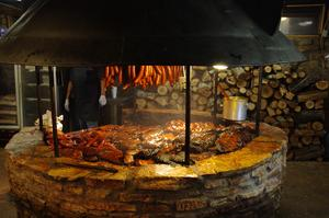 Dine at The Salt Lick BBQ, Driftwood, Texas