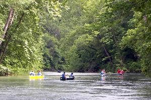 Explore Ozark National Scenic Riverways, Missouri