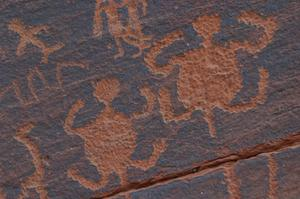 Explore V-bar-V Petroglyph Site, Arizona