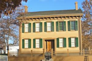 Visit Lincoln Home National Historic Site, Illinois