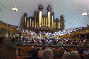 See Mormon Tabernacle Choir