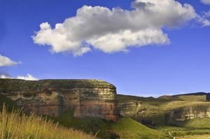 Explore Golden Gate Highlands National Park, South Africa