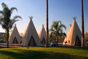 Stay at Wigwam Village #7: Rialto/San Bernardino, California