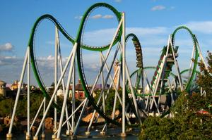 Visit Islands of Adventure, Orlando, Florida