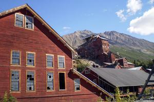 Visit Kennecott, Alaska