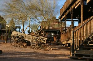 Visit Goldfield, Arizona