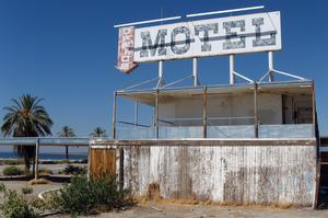 Visit Salton Sea Ghost Towns, California