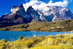 Explore Torres del Paine National Park, Chile