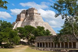 Visit Uxmal, Mexico (UNESCO site)