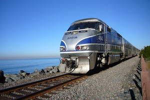 Ride the Pacific Surfliner, San Diego to San Luis Obispo, California