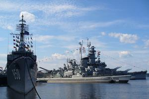 Visit Battleship Cove Maritime Museum, Fall River, Massachusetts