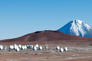Visit Atacama Large Millimeter Array, Chile