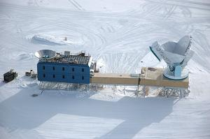 Visit South Pole Telescope, Antarctica