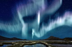 See Northern Lights (aurora borealis)