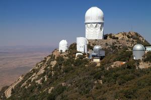 Visit Kitt Peak National Observatory, Arizona
