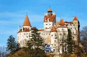 Visit Bran Castle, Romania