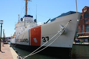 Visit USCGC Taney (WHEC-37), Baltimore, Maryland