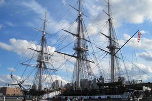 See USS Constitution, Boston, Massachusetts