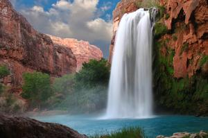 See Havasu Falls & Mooney Falls & Pools, Arizona