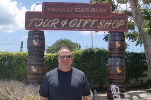 Drink Rum at Mount Gay Rum Distillery, Barbados