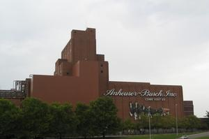 Drink Beer at Anheuser-Busch Brewery, St. Louis, Missouri