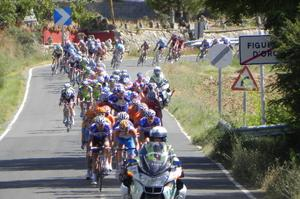 Attend Vuelta a Espaa, Spain