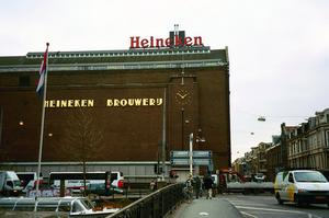 Drink Beer at Heineken Brewery, Amsterdam