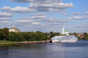 Cruise the Volga River, Russia